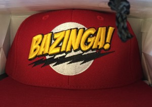 Ja genau: Bazinga!