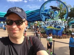 Seaworld ist im Wesentlichen ein Vergnügungspark.