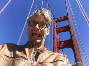Höhenangst kann man sich beim Walk über die Golden Gate Bridge nicht erlauben.