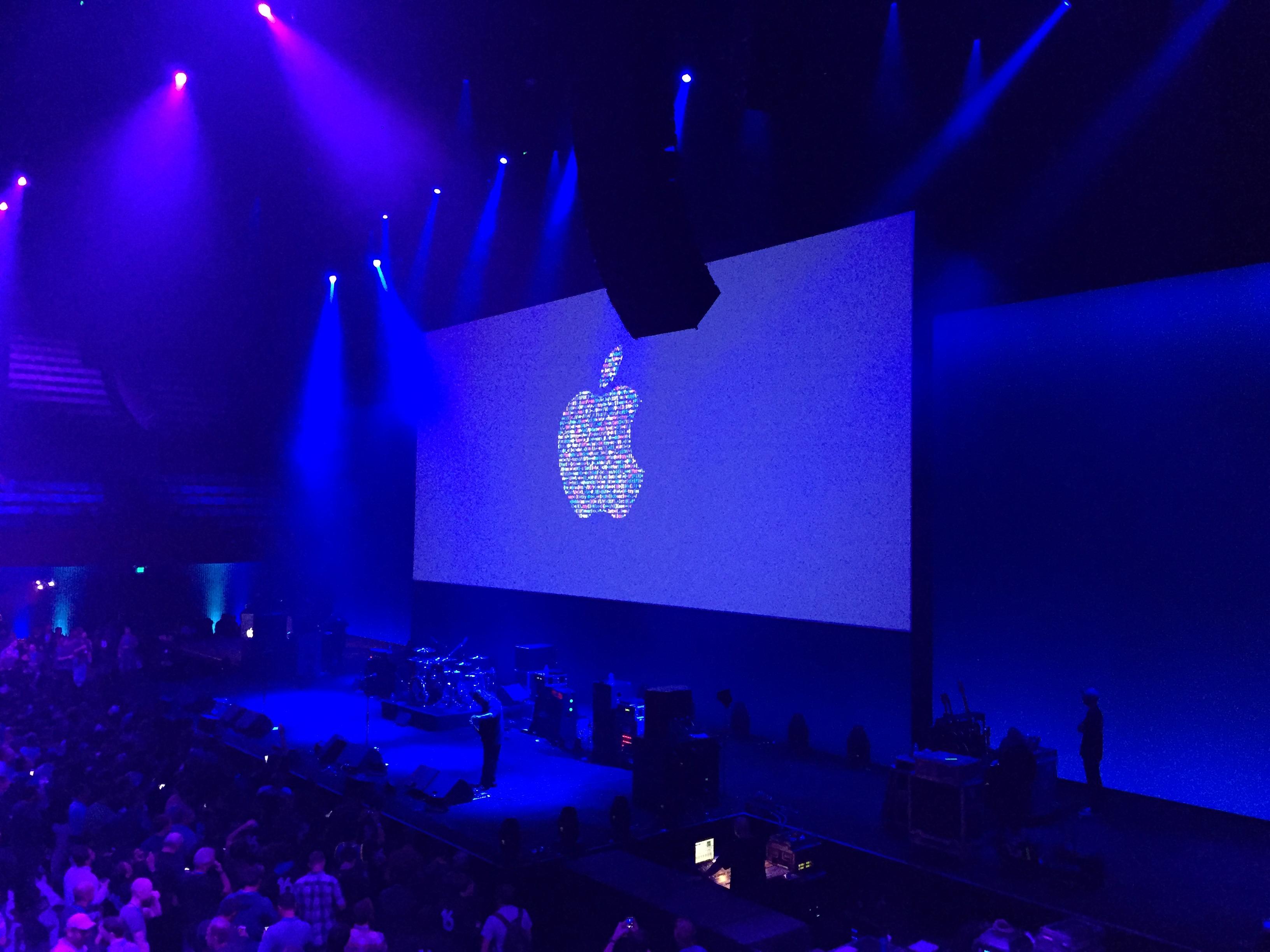 Apple eröffnet die WWDC immer mit einer Keynote.