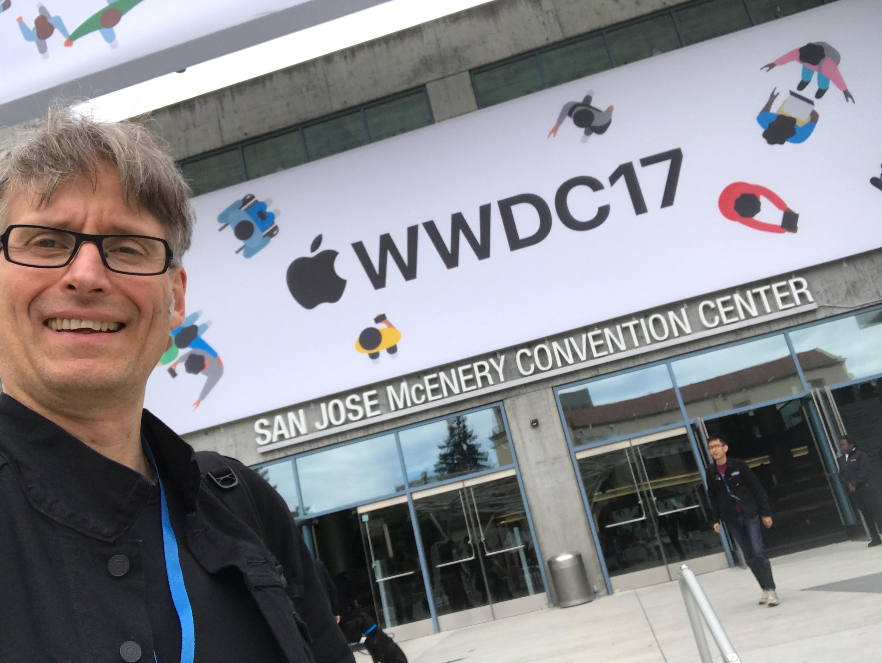 Es war schön und nun ist es vorbei. Goodbye WWDC.